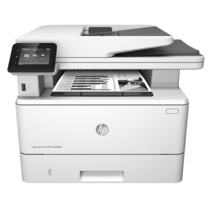 Multifunctional laser monocrom A4 HP LaserJet Pro MFP M426fdn Print Scan Copy Fax Duplex Retea