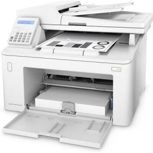Multifunctional laser monocrom A4 HP LaserJet Pro MFP M227fdn Print Scan Copy Fax Duplex Retea