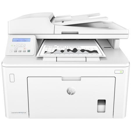 Multifunctional laser monocrom A4 HP LaserJet Pro MFP M227sdn Print Scan Copy Duplex Retea